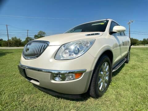2011 Buick Enclave for sale at Carz Of Texas Auto Sales in San Antonio TX