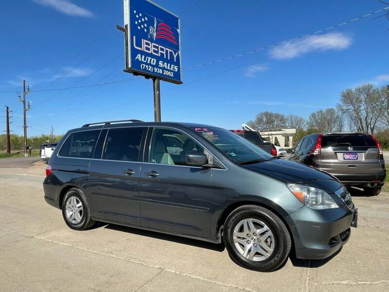 2005 Honda Odyssey for sale at Liberty Auto Sales in Merrill IA