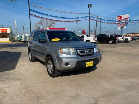 2011 Honda Pilot for sale at Russell Smith Auto in Fort Worth TX