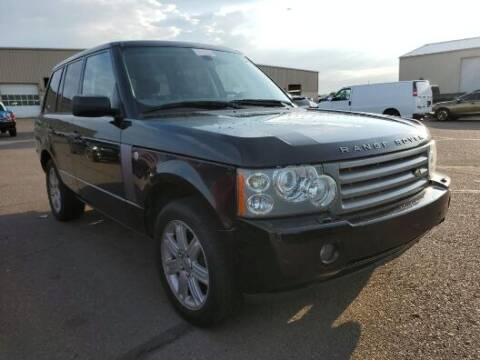 2008 Land Rover Range Rover for sale at MG Motors in Tucson AZ