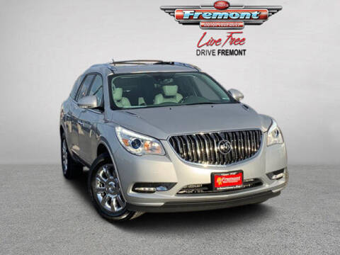 2015 Buick Enclave for sale at Rocky Mountain Commercial Trucks in Casper WY