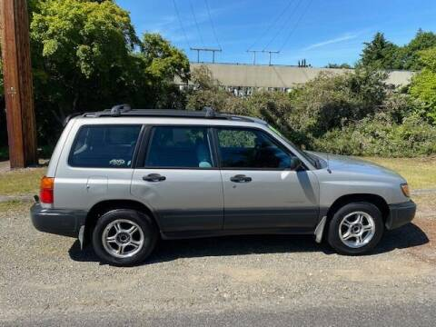 2000 Subaru Forester for sale at Signature Auto Sales in Bremerton WA