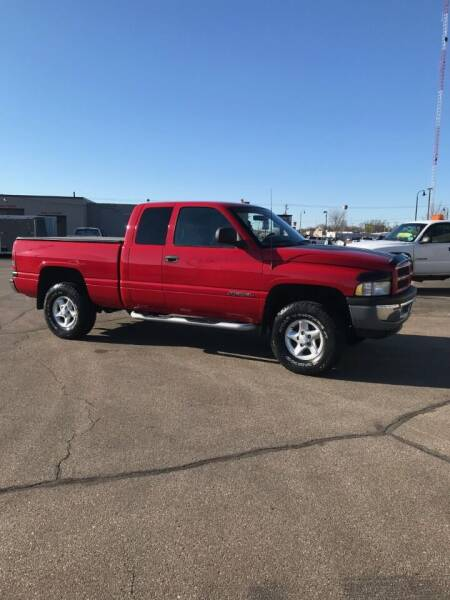 1998 Dodge Ram Pickup 1500 for sale at Ranney's Auto Sales in Eau Claire WI