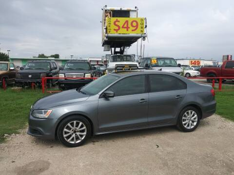 2012 Volkswagen Jetta for sale at USA Auto Sales in Dallas TX