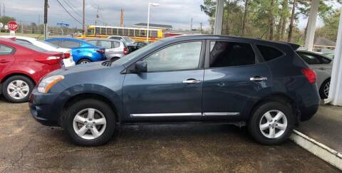 2013 Nissan Rogue for sale at Baton Rouge Auto Sales in Baton Rouge LA