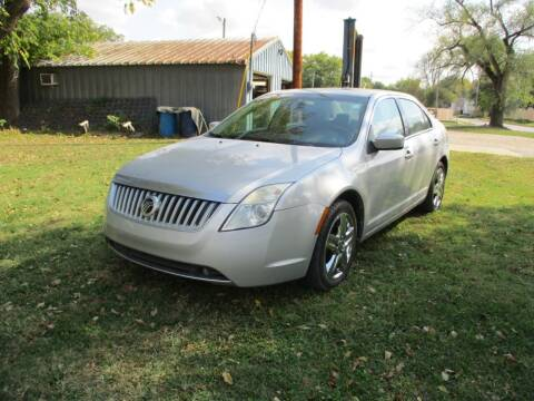 2010 Mercury Milan for sale at Dons Carz in Topeka KS