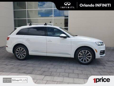 2017 Audi Q7 for sale at Orlando Infiniti in Orlando FL