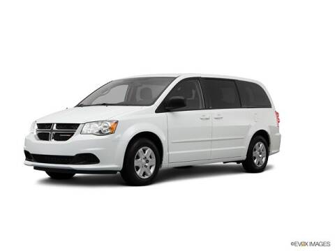2013 Dodge Grand Caravan for sale at Jamerson Auto Sales in Anderson IN