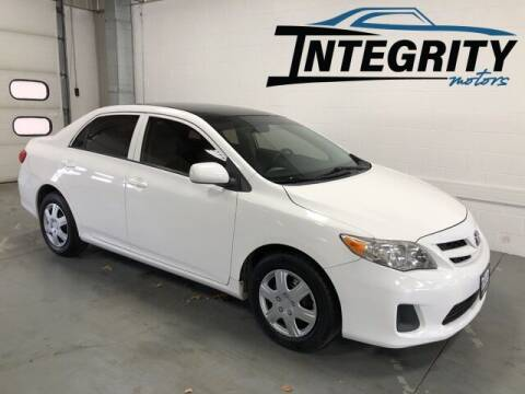 2013 Toyota Corolla for sale at Integrity Motors, Inc. in Fond Du Lac WI