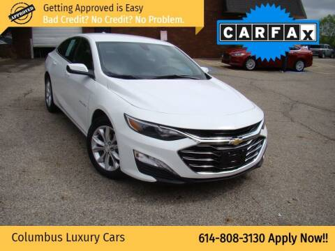 2020 Chevrolet Malibu for sale at Columbus Luxury Cars in Columbus OH