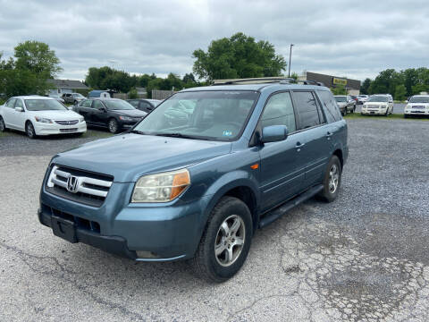 2007 Honda Pilot for sale at US5 Auto Sales in Shippensburg PA