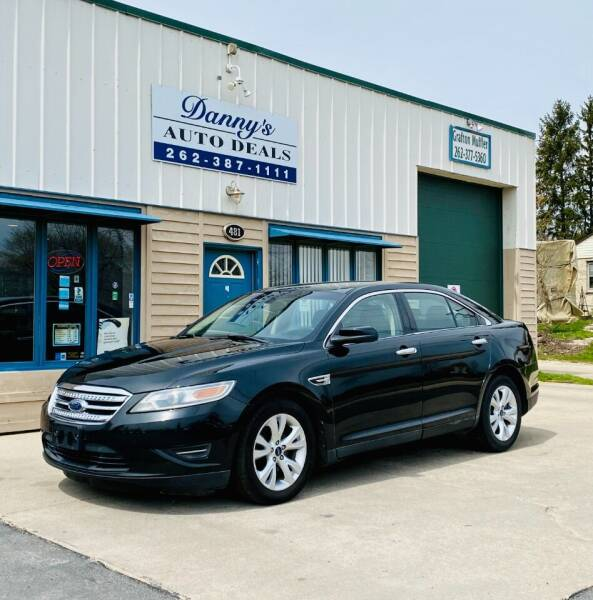 2010 Ford Taurus for sale at Danny's Auto Deals in Grafton WI
