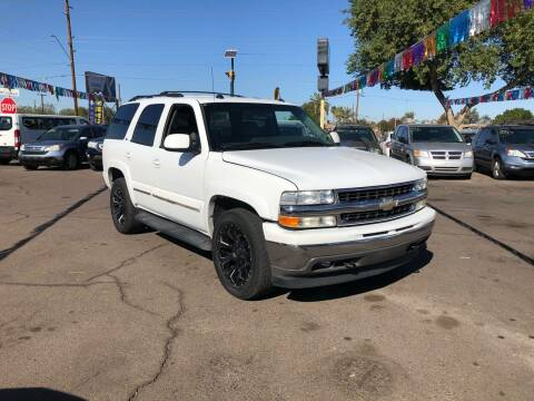 2005 Chevrolet Tahoe for sale at Valley Auto Center in Phoenix AZ