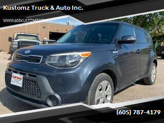 2014 Kia Soul for sale at Kustomz Truck & Auto Inc. in Rapid City SD