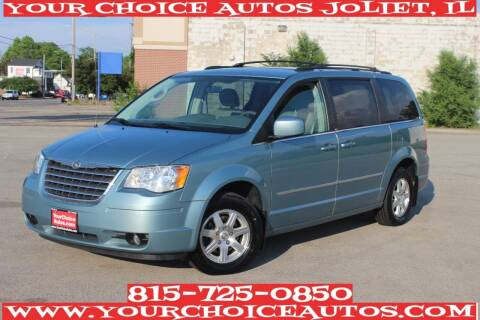 2009 Chrysler Town and Country for sale at Your Choice Autos - Joliet in Joliet IL