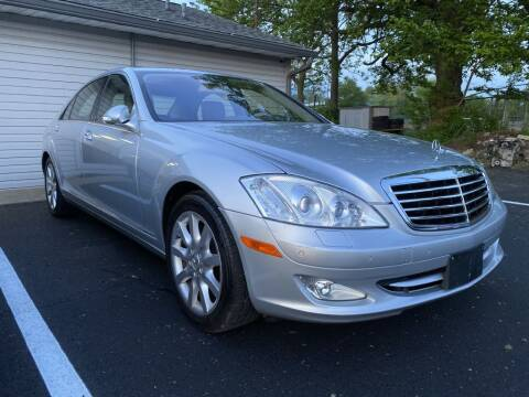 2007 Mercedes-Benz S-Class for sale at Queen City Classics in West Chester OH