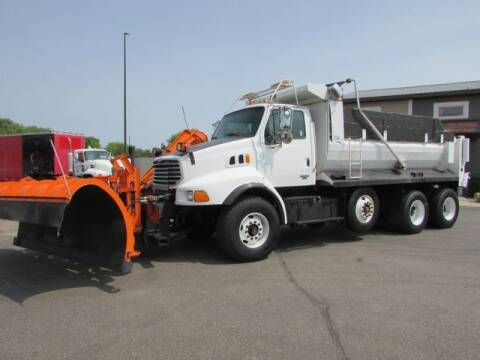 2004 Sterling L9500 Series for sale at NorthStar Truck Sales in Saint Cloud MN