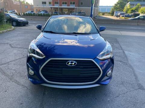 2016 Hyundai Veloster for sale at Exotic Automotive Group in Jersey City NJ