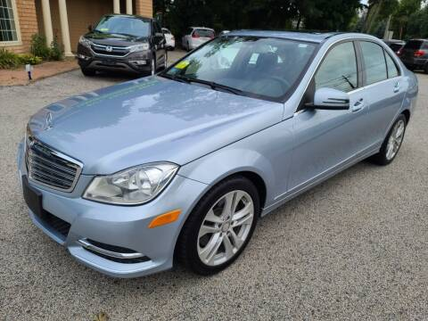 2013 Mercedes-Benz C-Class for sale at Car and Truck Exchange, Inc. in Rowley MA