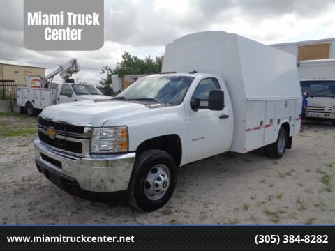 2012 Chevrolet Silverado 3500HD for sale at Miami Truck Center in Hialeah FL
