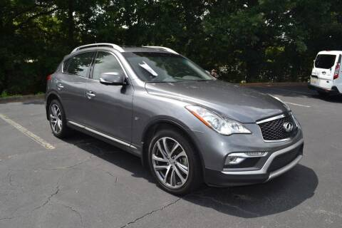 2017 Infiniti QX50 for sale at SMZ Auto Import in Roswell GA