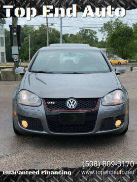 2008 Volkswagen GTI for sale at Top End Auto in North Atteboro MA