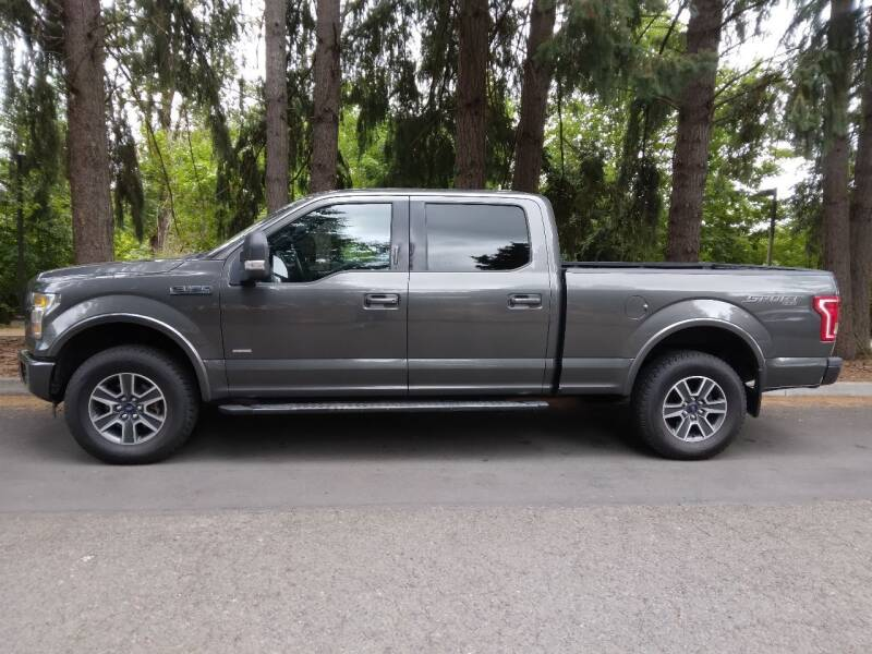 2015 Ford F-150 for sale at PDX Car People LLC in Milwaukie OR