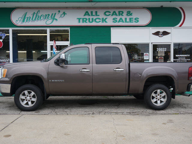 2007 GMC Sierra 1500 for sale at Anthony's All Cars & Truck Sales in Dearborn Heights MI