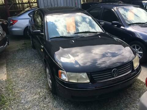 1999 Volkswagen Passat for sale at Drive Deleon in Yonkers NY