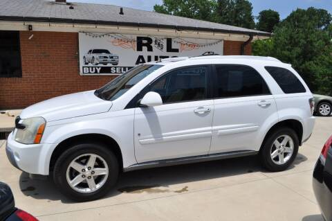 2006 Chevrolet Equinox for sale at R & L Autos in Salisbury NC