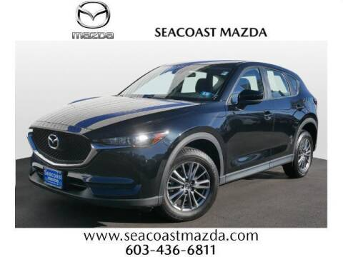 2017 Mazda CX-5 for sale at The Yes Guys in Portsmouth NH