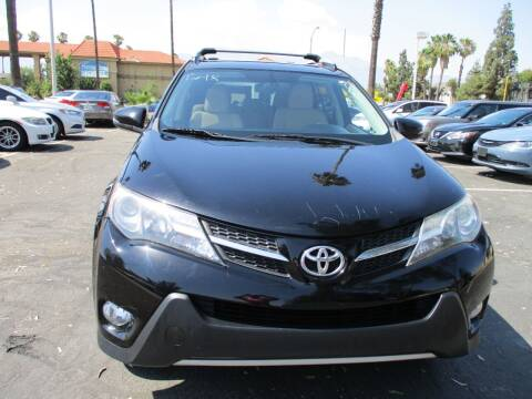 2013 Toyota RAV4 for sale at F & A Car Sales Inc in Ontario CA