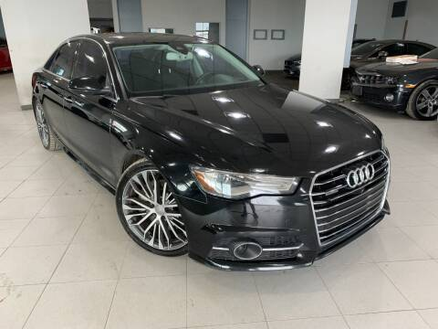 2016 Audi A6 for sale at Auto Mall of Springfield in Springfield IL
