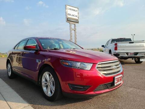 2015 Ford Taurus for sale at Tommy's Car Lot in Chadron NE