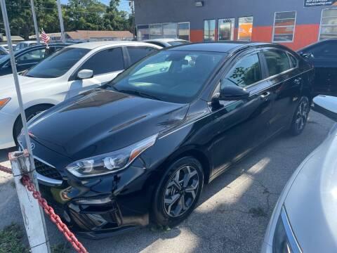 2019 Kia Forte for sale at P J Auto Trading Inc in Orlando FL