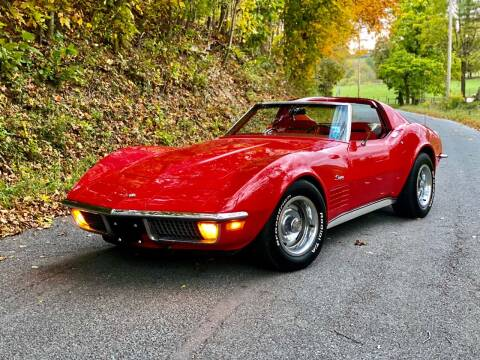 1972 Chevrolet Corvette for sale at All Collector Autos LLC in Bedford PA
