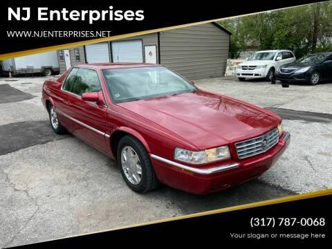 2002 Cadillac Eldorado for sale at NJ Enterprises in Indianapolis IN