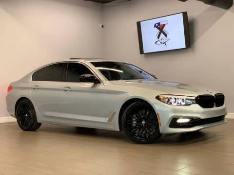 2018 BMW 5 Series for sale at TX Auto Group in Houston TX