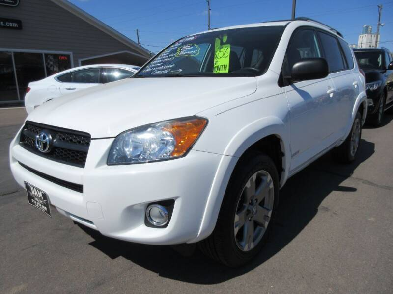 2011 Toyota RAV4 for sale at Dam Auto Sales in Sioux City IA