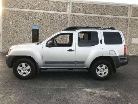 2006 Nissan Xterra for sale at Evolution Motors LLC in Dallas TX