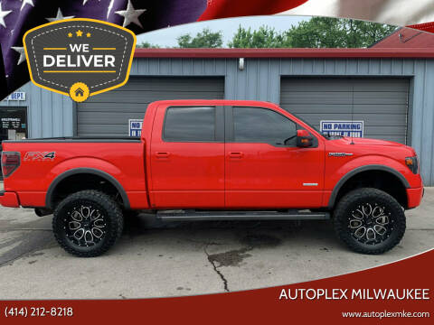 2013 Ford F-150 for sale at Autoplex 2 in Milwaukee WI