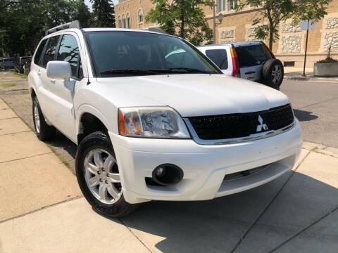 2010 Mitsubishi Endeavor for sale at Jeff Auto Sales INC in Chicago IL