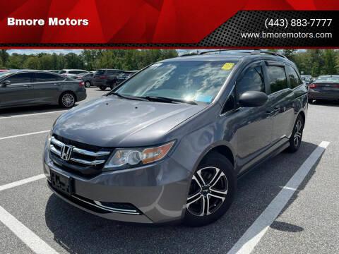 2014 Honda Odyssey for sale at Bmore Motors in Baltimore MD
