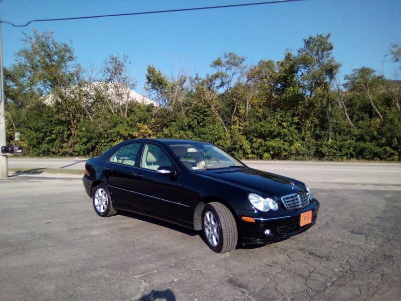 2007 Mercedes-Benz C-Class for sale at Great Lakes AutoSports in Villa Park IL