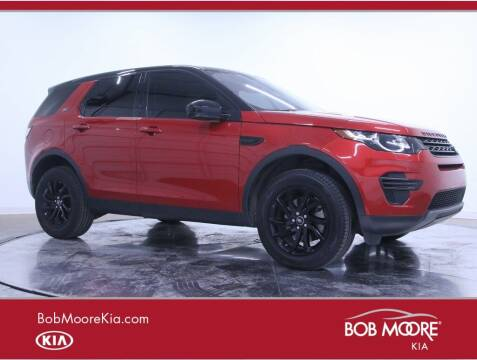 2019 Land Rover Discovery Sport for sale at Bob Moore Kia in Oklahoma City OK