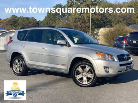 2011 Toyota RAV4 for sale at Town Square Motors in Lawrenceville GA