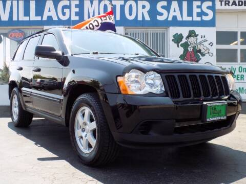 2008 Jeep Grand Cherokee for sale at Village Motor Sales in Buffalo NY