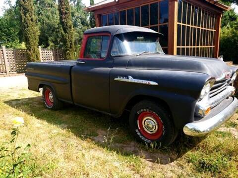 1958 Chevrolet Apache for sale at Classic Car Deals in Cadillac MI