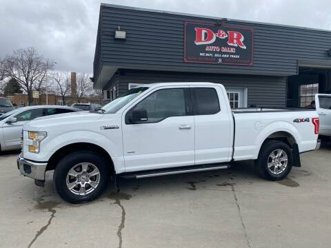 2015 Ford F-150 for sale at D & R Auto Sales in South Sioux City NE
