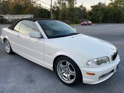 2002 BMW 3 Series for sale at GOLD COAST IMPORT OUTLET in St Simons GA